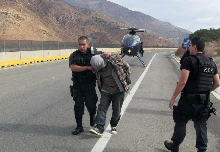 Los extranjeros fueron trasladados a la Estación Migratoria Siglo XXI en Tapachula, Chiapas. (Contexto/Notimex)