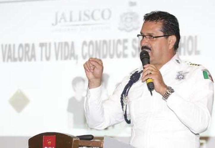 """El Comandante comentó que no habrá tolerancia al alcohol al volante aunque se trate de niños guapos, niños """"cool"""" y famosos. (Agencias)"""