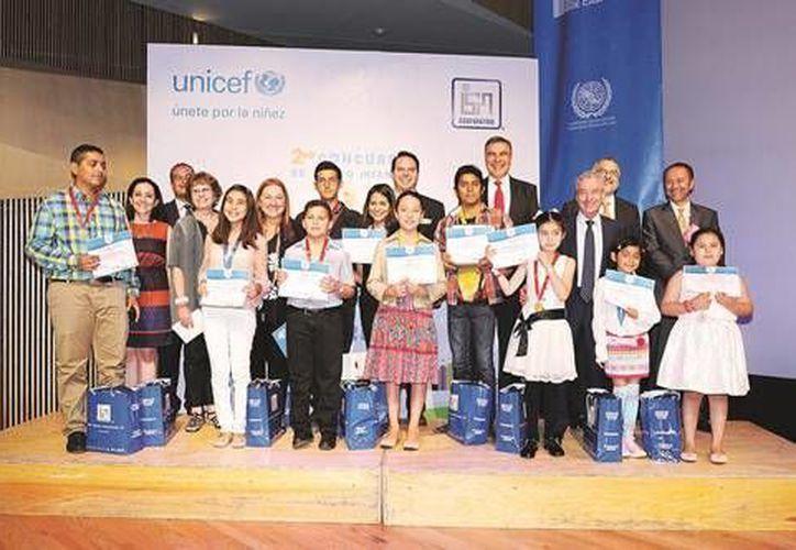 En total, participaron más de ocho mil niños, niñas y adolescentes quienes plasmaron su visión en torno a sus derechos. (Contexto/Internet)