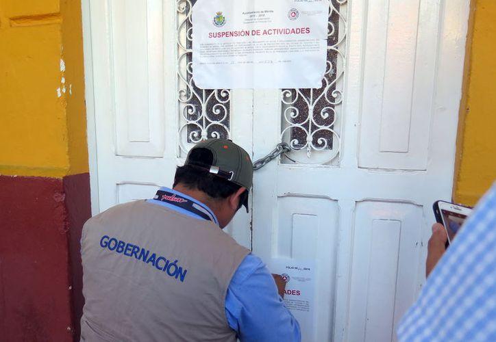 El Ayuntamiento toma medidas para mitigar y regular el sonido en el Centro. (Foto: Milenio Novedades)