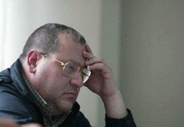 Mario Orantes permaneció en prisión 12 años. (todanoticia.com)