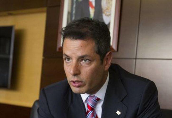 Alejandro Murat presentó hace unos días su renuncia al cargo de director del Infonavit. (Archivo/Notimex)