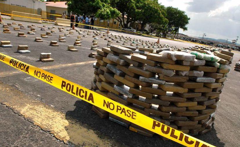 El operativo, bautizado como Águila Negra II, se realizó de forma conjunta entre la Policía, la Senad y la Fiscalía de Paraguay, se informó. (Archivo/EFE)