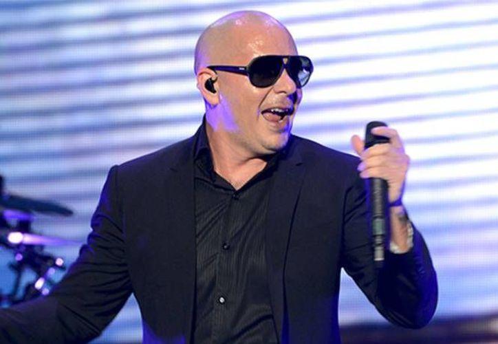 Pitbull ha vendido más de 70 millones de álbumes en su carrera y ha posicionado grandes éxitos en los primeros lugares.(AP)