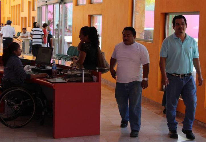 Menos del 3% de la plantilla laboral de las empresas de Quintana Roo son inclusivas. (Ángel Castilla/SIPSE)