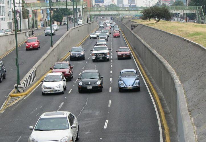 Prevén ambiente brumoso para la capital mexicana. (Archivo/Notimex)