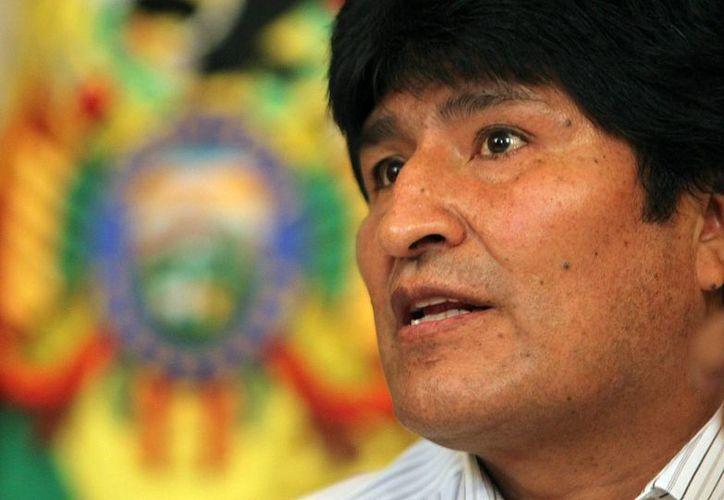 Bolivia: Jueza envía a la cárcel a expareja de presidente Evo Morales. (EFE)