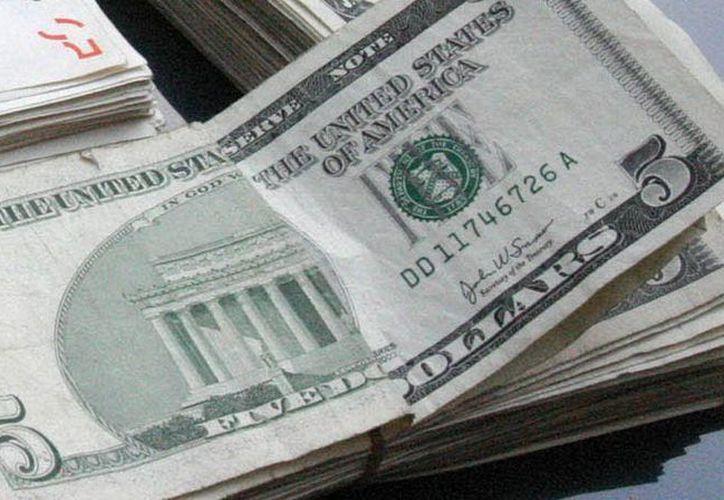 El lavado de dinero es considerado por la ONU como un delito que suma 20 trillones de dólares. (Agencias/Archivo)