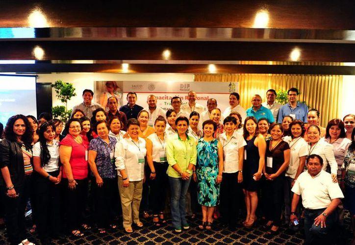 Este miércoles se inauguró la Capacitación Regional de Trabajo Infantil en Yucatán. (SIPSE)