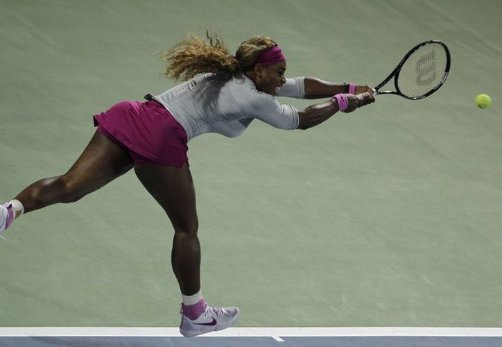 Serena Williams se enfrentará en cuartos de final a la ganadora del duelo entre la checa Lucie Safarova y la serbia Jelena Jankovic. (Agencias)