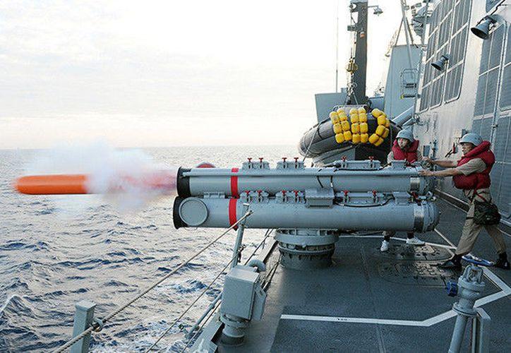 El buque anfibio estará equipado con un sistema de defensa personal mejorado. (Foto: Contexto/RT)