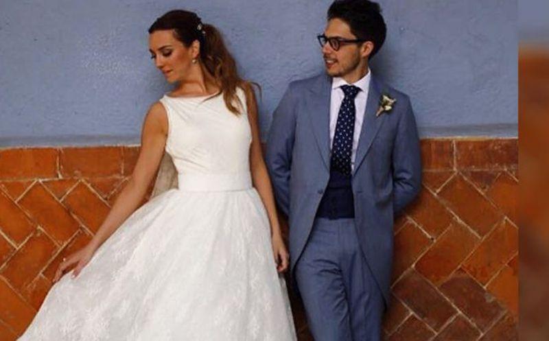 Se casó Bibi, la rara de la familia P. Luche
