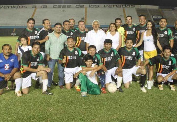La final del Torneo Interdependencias ganada por el IDEY se realizó en el Estadio Carlos Iturralde. (Milenio Novedades)