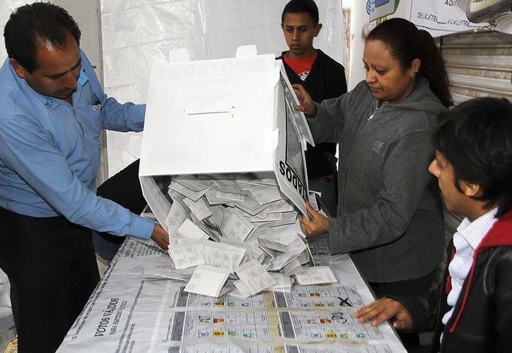 El titular del Instituto Electoral de BC propuso que el de mañana sea el cómputo definitivo. (Notimex)