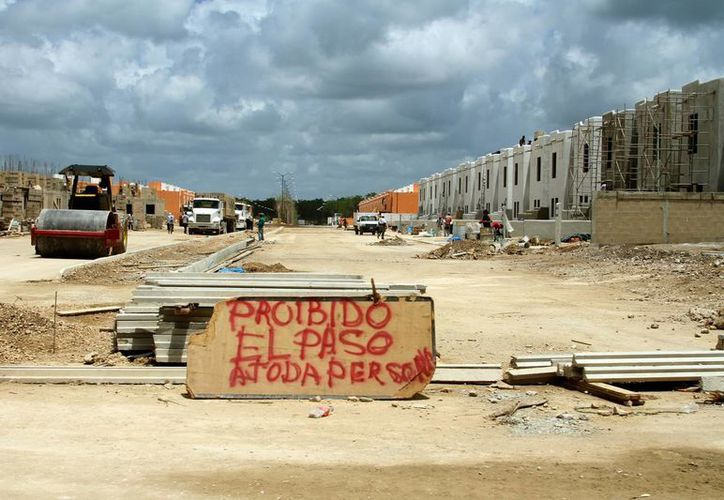 La Canadevi ofrece un descuento a quienes compren viviendas con valor de hasta $499 mil. (Adrián Barreto/SIPSE)