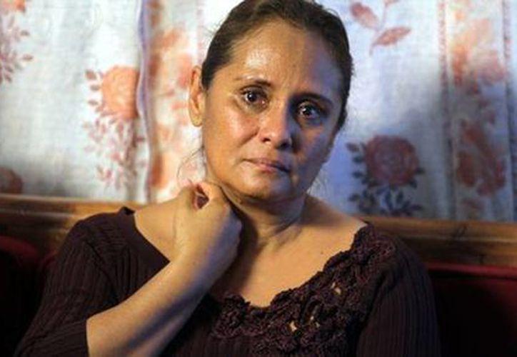 Tras la desaparición de Fanny, sus padres, Óscar Sánchez y Silvia Viesca crearon junto con otros padres el grupo VIDA. (Milenio)