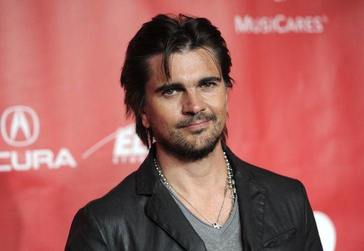 Juanes se impuso a cantantes como Arjona y Fonseca. (Agencias)