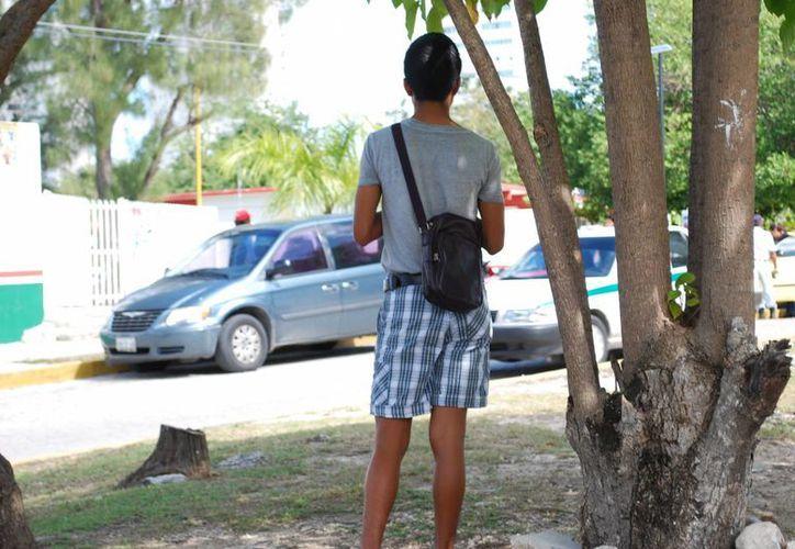 Muchos jóvenes de las regiones necesitan ayuda urgente. (Tomás Álvarez/SIPSE)
