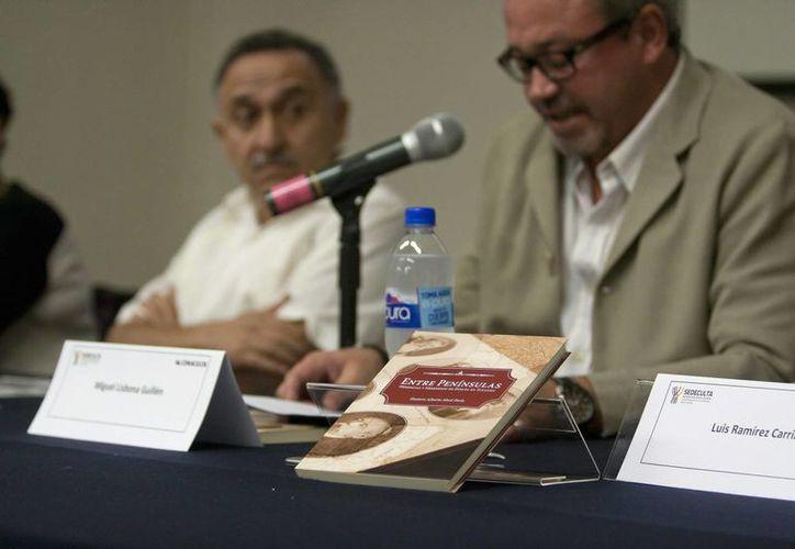 Gustavo Abud Pavía, autor de 'Entre penínsulas: herencias y herederos de España en Yucatán', indicó que la migración hacia el Estado no ha dejado de fluir. (Notimex)