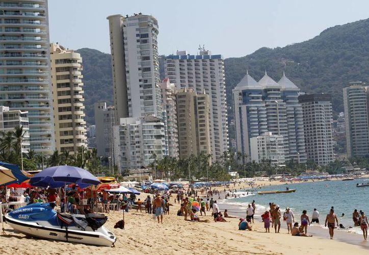 El objetivo de Mundo Imperial es atraer más turismo a Acapulco. (Archivo/Notimex)