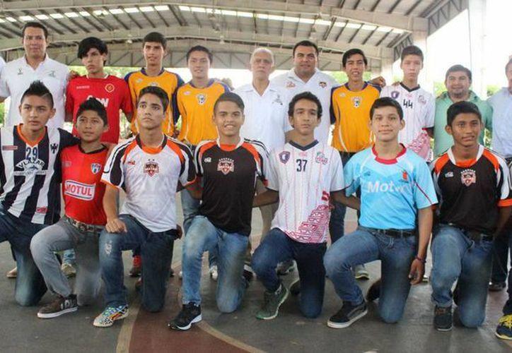 Más de mil jóvenes de todo el país serán observados por representantes de 16 equipos de Primera División. (Milenio Novedades)