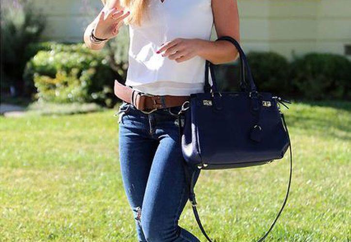 Christine Ouzounian, la controversial niñera hollywoodense, tendría que realizar tres escenas íntimas en la cinta que le proponen. (people.com)