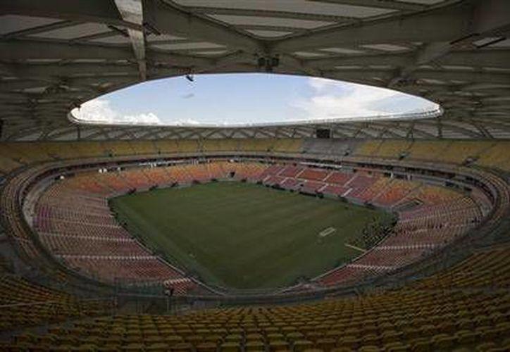 El Mundial arranca el 12 de junio en Sao Paulo, donde Brasil enfrentará a Croacia. (AP)