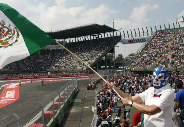 Tomarán el circuito del Autódromo Hermanos Rodríguez del 27 al 29 de octubre. (Contexto)