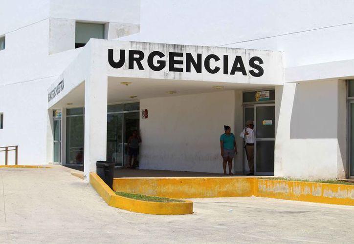 El Hospital General de Playa del Carmen ya tiene un nuevo director. (Octavio Martínez/SIPSE)