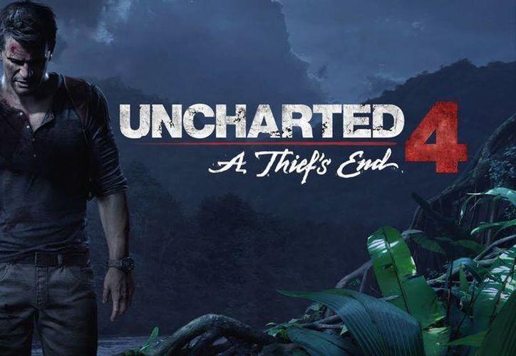 """""""Uncharted 4: A Thief's End"""" llegará a las consolas de Sony el próximo año. (Archivo/AP)"""