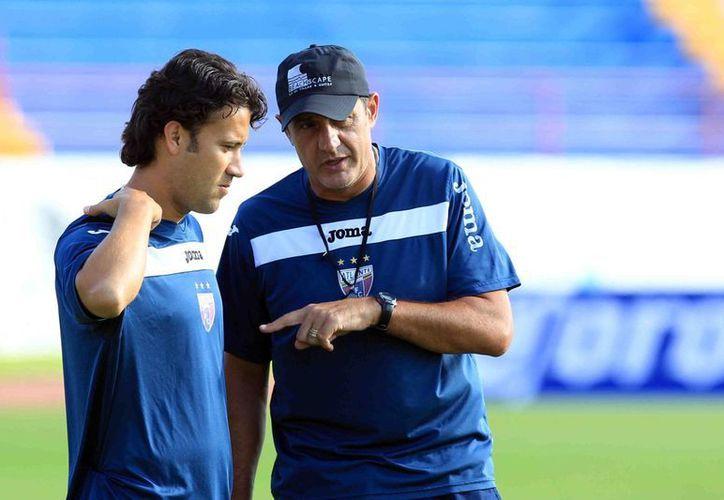 El director técnico, Pablo Marini, estará presente en el juego ante los Mineros de Zacatecas en el estadio olímpico Andrés Quintana Roo. (Redacción/SIPSE)