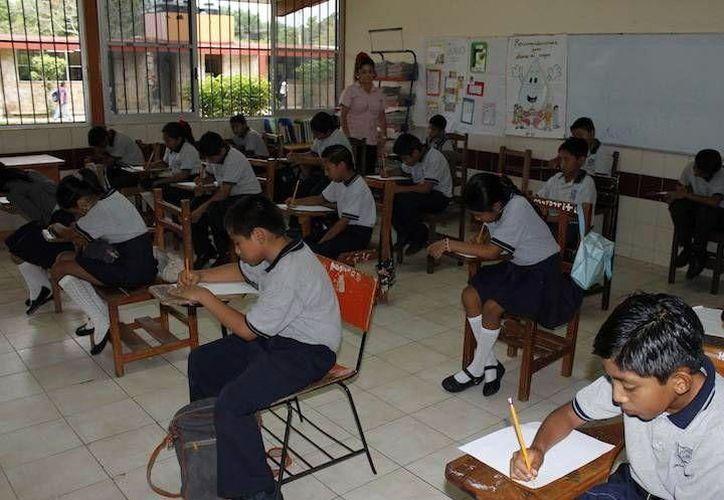 Recuerdan que la lista de estudiantes beneficiados se dará a conocer el lunes 22 del presente mes. (Foto: Milenio Novedades)