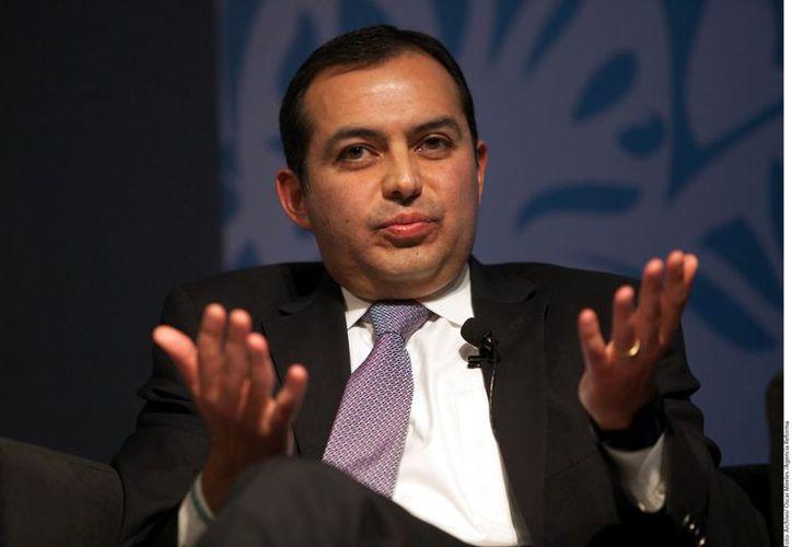 Cordero rechazó haber incurrido en un 'albazo procedimental'. (Agencia Reforma)