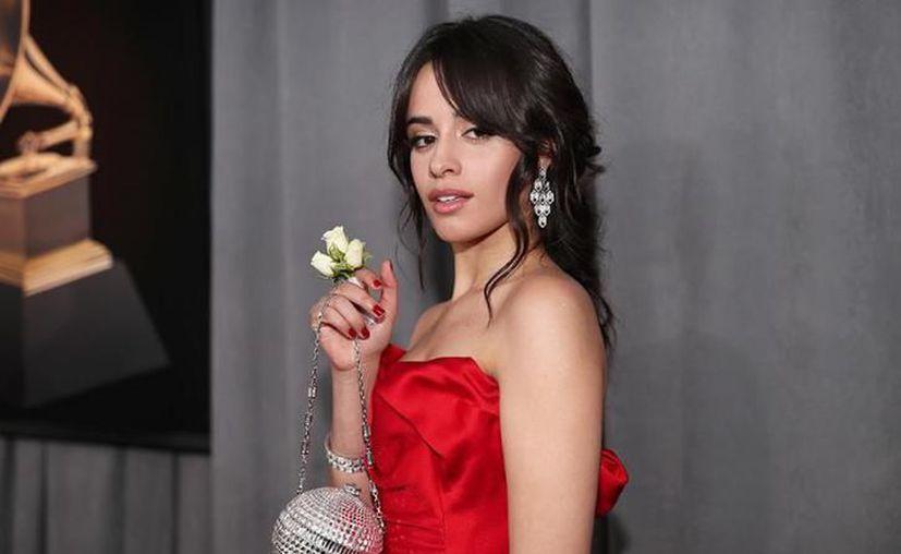 Camila Cabello se dejó ver muy cariñosa con Matthew Hussey. (Getty Images)