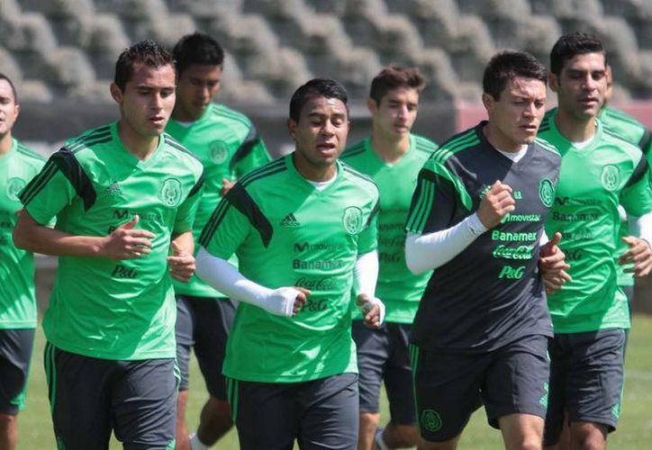 La Selección Mexicana jugará contra Israel, Ecuador, Bosnia y Portugal antes de hacerlo contra Camerún en su debut en el Mundial. (Notimex)