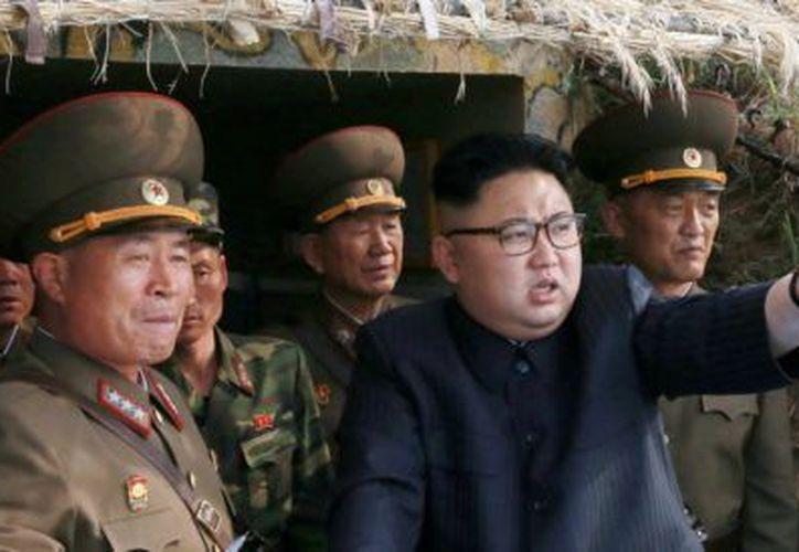 Luego del lanzamiento de un misil hecho por Corea del Norte durante la madrugada del lunes, Estados Unidos, Japón y Corea del Sur decidieron aliarse contra dichas acciones. (Foto: Aristegui Noticias)