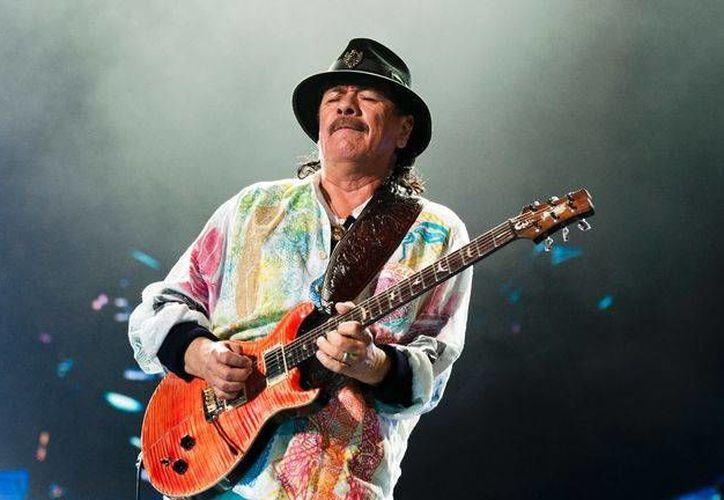 El guitarrista recibirá el premio Ruby Oliva Cedillo, que reconoce a  las personalidades por sus valores. (Notimex)