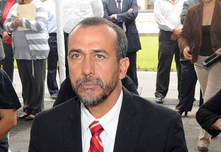 Mañana se oficiará la misa de cuerpo presente en recuerdo del diputado federal Gabriel Gómez Michen en la Parroquia de Santa María de Guadalupe, Jalisco (Notimex)
