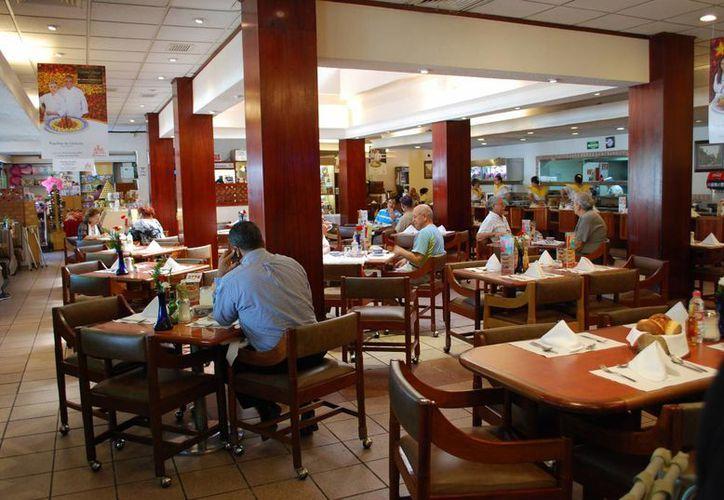 Los restaurantes del concepto Sport se verán beneficiados. (Israel Leal/SIPSE)