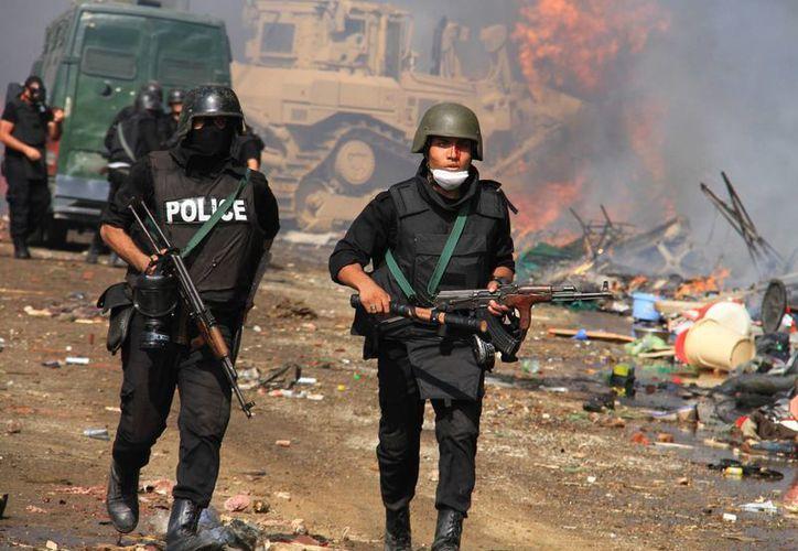La cifra de muertos en los enfrentamientos del viernes aumentó a 173 a nivel nacional. (Agencias)
