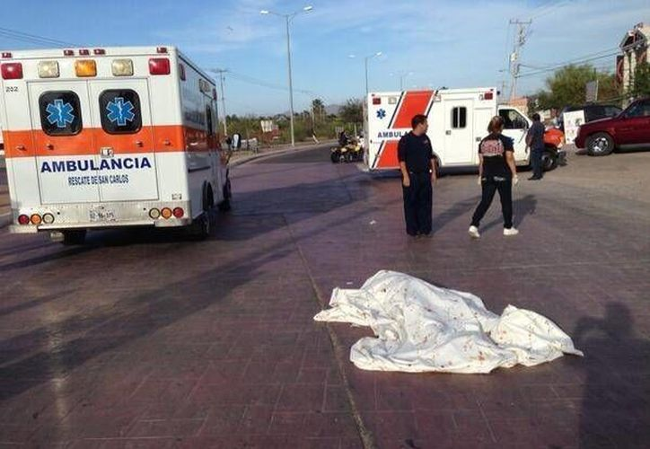 Testigos aseguran que la joven responsable del accidente no fue detenida. (SDP Noticias)