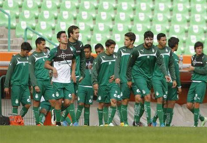 Santos perdió en su propia casa ante Veracruz un partido que ganaba. Se trata del inicio del torneo Clausura 2015. (Milenio)