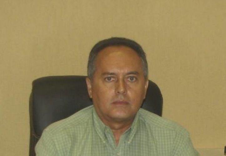 El presidente del Consejo Directivo del organismo, Joel Saury Galué. (Redacción/SIPSE)