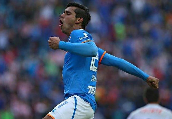 El paraguayo Jorge Benítez será baja por algunas semanas tras salir lesionado con la selección paraguaya hace una semana en las eliminatorias de la Conmebol. (Archivo Mexsport)