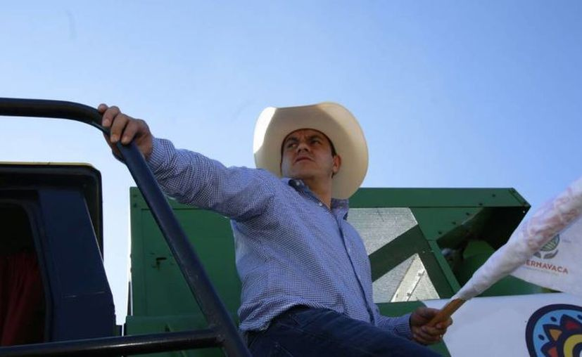 Cuauhtémoc Blanco enfrenta tres procesos iniciados por los legisladores locales de Morelos para destituirlo: una revocación de mandato, una separación del cargo y un juicio político. (twitter.com/CuauhtemocBco)