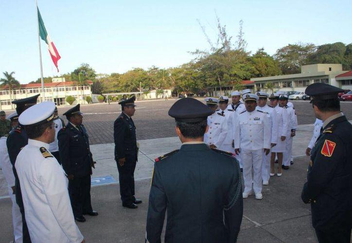 El evento se realizó en las instalaciones del 64º Batallón de Infantería. (Redacción)