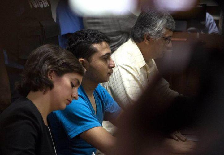 El joven mexicano Jobany Torres Becerra fue condenado a pagar una multa al Estado Nicaragüense y a salir inmediatamente del país luego de fingir su desaparición. (EFE)