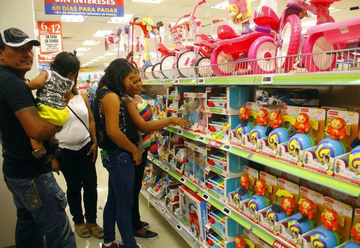 Esperan que las ventas de juguetes tengan un repunte. (Milenio Novedades)