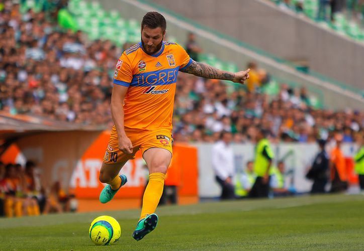 Gignac fue figura en el Marsella antes de jugar en la Liga MX. (JamMedia)