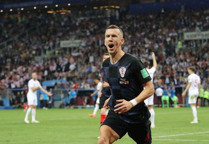 Iván Perisic tuvo un gran sueño y simplemente se cumplió (Foto: Twitter @SportsCenter)